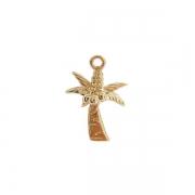 Palm Tree Charm - Ariki New Zealand Jewellery