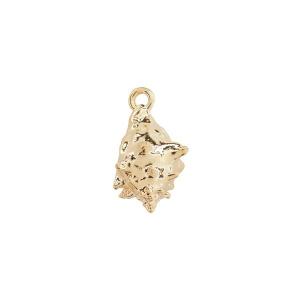 Queen Conch Shell Charm - Ariki New Zealand Jewellery