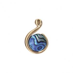 Koru Pendant - Ariki New Zealand Jewellery