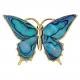 Butterfly Brooch - Large - Ariki New Zealand Jewellery