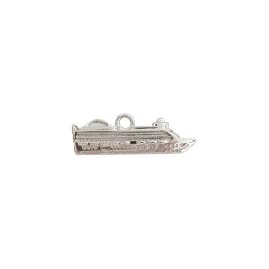 Cruise Ship Charm - Ariki New Zealand Jewellery