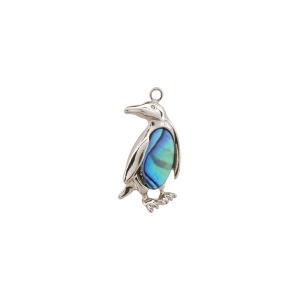 Penguin Charm - Ariki New Zealand Jewellery