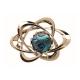 Cosmic Brooch - Ariki New Zealand Jewellery