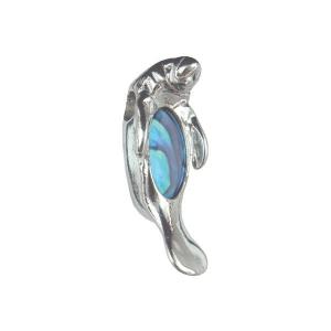 Manatee Pendant - Ariki New Zealand Jewellery