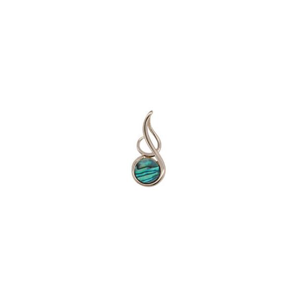 Fur Elise Pendant - Ariki New Zealand Jewellery